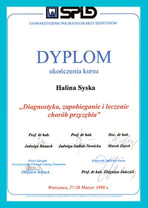 Certyfikat 9
